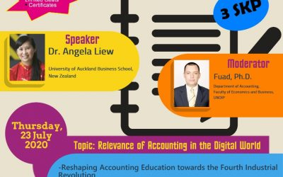Accounting Forum Series 2020: Relevance of Accounting in Digital World